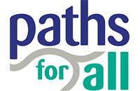 Paths for All logo