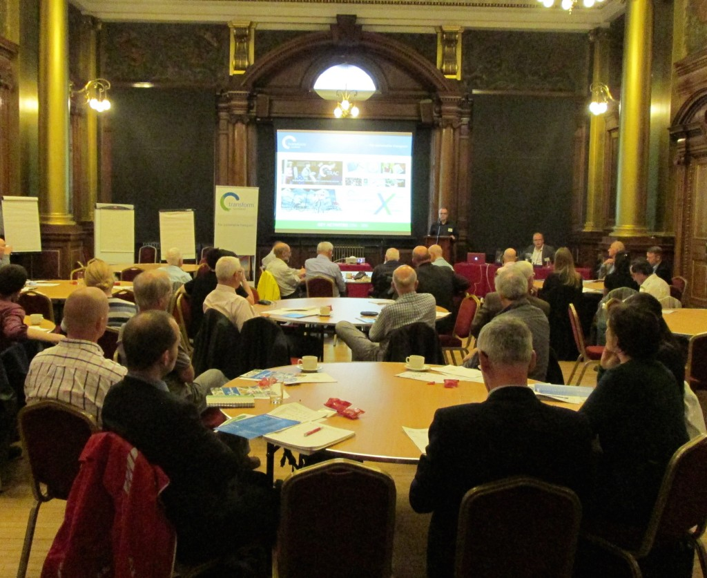 TS AGM 2015 - view from rear of room