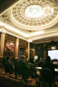 Main Council Chamber at 'Transform Platform for Labour', Thursday 28 January 2016