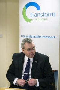 Alex Johnstone speaking at 'Transform Platform for the Conservatives'