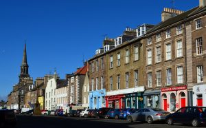 Haddington, East Lothian